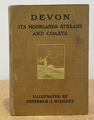 Devon, Its Moorlands, Streams and Coasts, painted: Lady Rosalind Northcote
