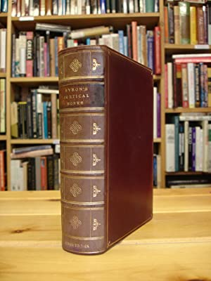 The Poetical Works of Lord Byron, with: Lord Byron