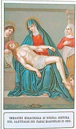 Storia del Santuario della Madonna dei Miracoli