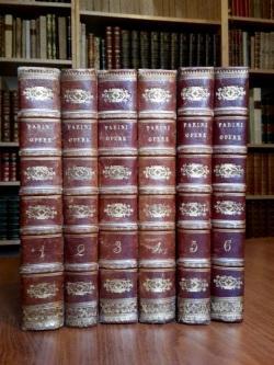 Opere [.] pubblicate ed illustrate da Francesco: Parini Giuseppe.