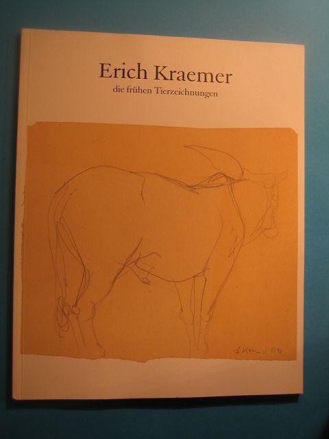 Erich Kraemer - die frühen Tierzeichnungen 1948