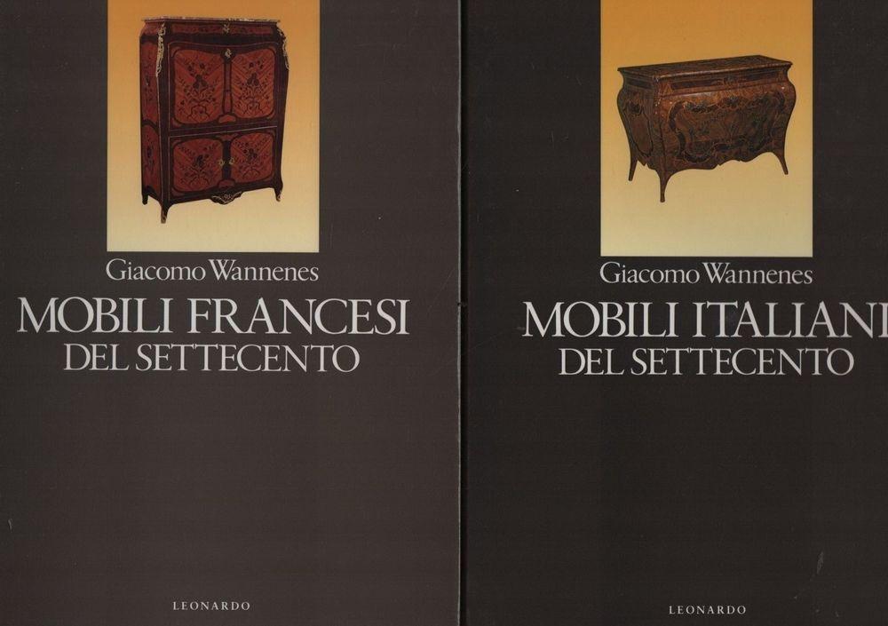 Mobili francesi del settecento mobili italiani del for Mobili italiani