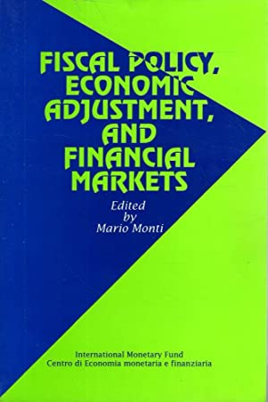 Fiscal policy, economic adjustment, and financial markerts- MARIO MONTI- ST609