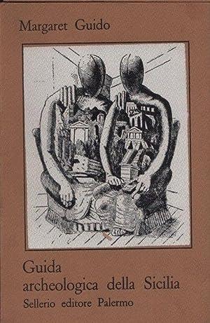 Guida archeologica della Sicilia. Guido. Sellerio. 1978.