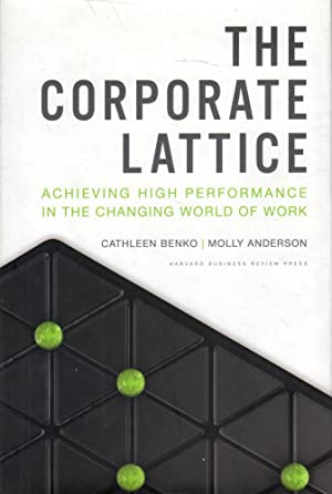 The corporate lattice- C.BENKO, M.ANDERSON, 2010 Harvard