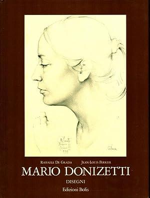 Mario Donizetti. Disegni. AA. VV. Edizioni Bolis.