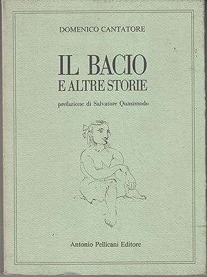 Il bacio e altre storie. Domenico Cantatore.