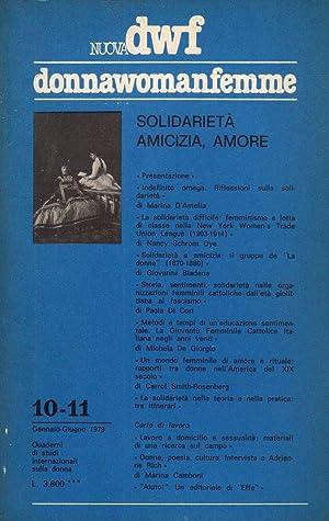 """Αποτέλεσμα εικόνας για """"Nuova dwf - donnawomanfemme """", anni 70"""