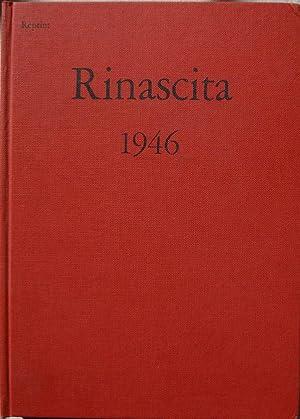Rinascita 1946 - AA.VV. 1975 Riuniti editore,