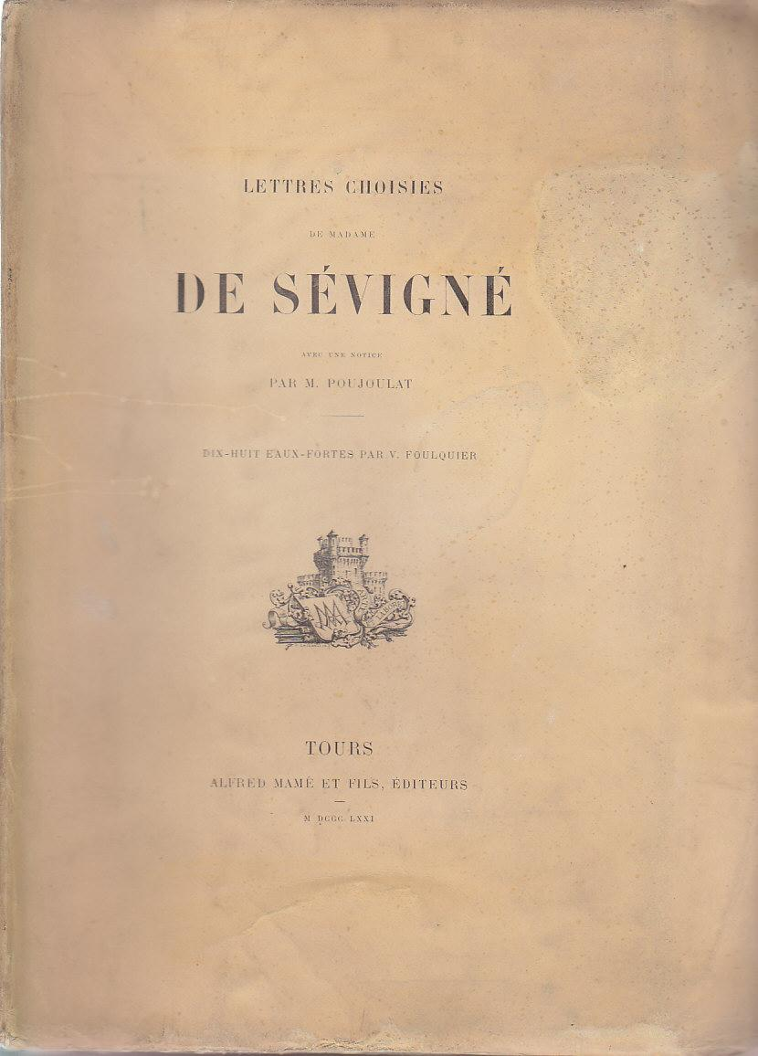 an analysis of the passage by madame de sevigne Question 15 reading practice test for the cbest which of the following best summarize the ideas presented in this passage madame de sévigné.