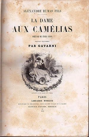 La dame aux camelias: Alexandre Dumas Fils