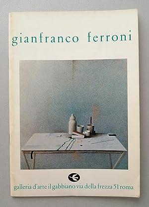 Gianfranco Ferroni: Gianfranco Ferroni