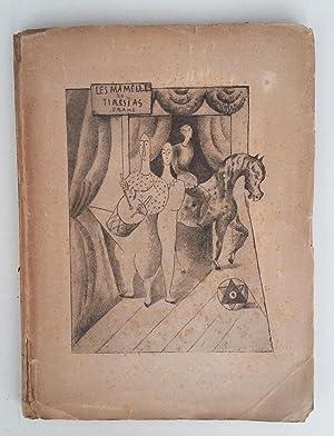 Les mamelles de Tiresias. Drame Surrealiste en: Guillaume Apollinaire