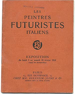 Les peintres Futuristes Italiens - Exposition: Boccioni - Carra