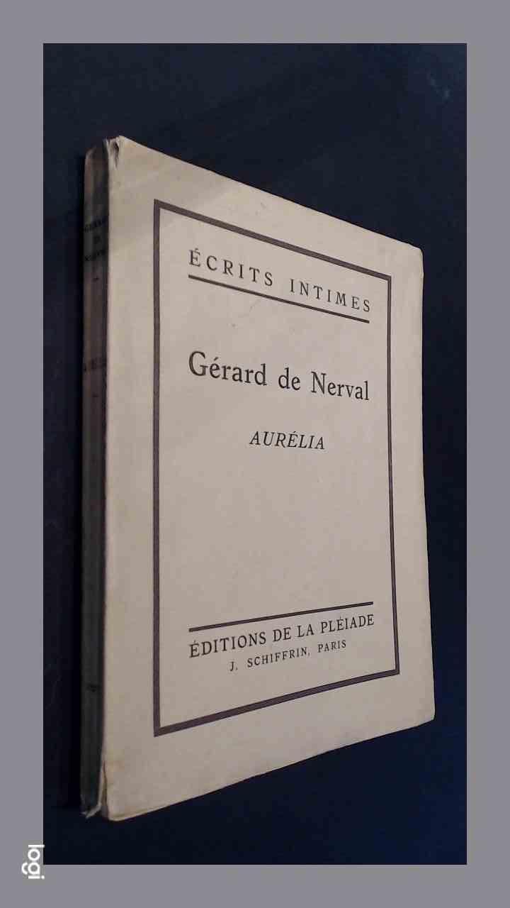Aurelia Nerval, Gerard de [Near Fine] [Softcover] (bi_30551509503) photo