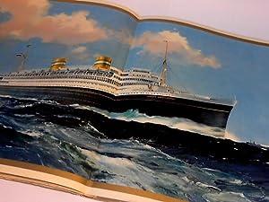 1626 - Nieuw Amsterdam - 1938: Holland Amerika Lijn - Holland America Line