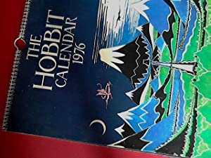 The Hobbit calendar 1976: Tolkien, J. R.