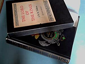 The Lord of The Rings - Deluxe: Tolkien, J. R.
