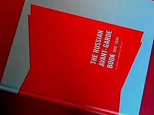 The Russian avant-garde book 1910 - 1934: Rowell, Margit &