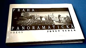 Praha panoramaticka: Sudek, Josef