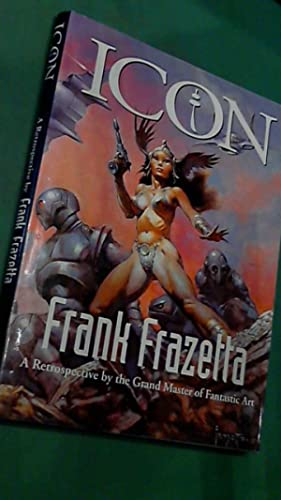 Icon - A retrospective by the master: Frazetta, Frank