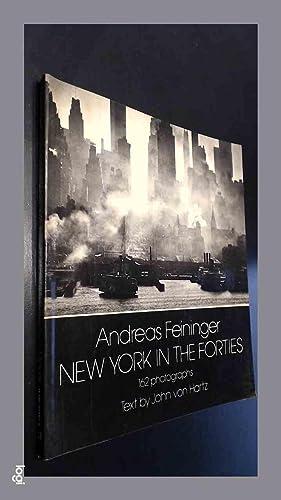 New York-2008 Poster Andreas Feininger-Empire State
