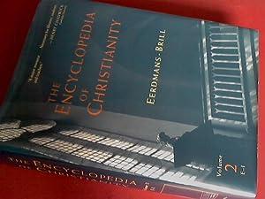 The Encyclopedia of Christianity - Volume 2: Fahlbusch, Erwin (e.a.)