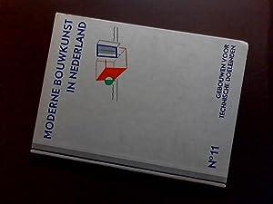 Moderne bouwkunst in Nederland no. 11 -: Berlage, h. p.