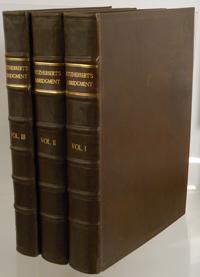 La Graunde Abridgement. Three Volumes [complete] [with: Fitzherbert Anthony