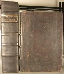 La Graunde Abridgement Collect par le Judge: Fitzherbert Anthony