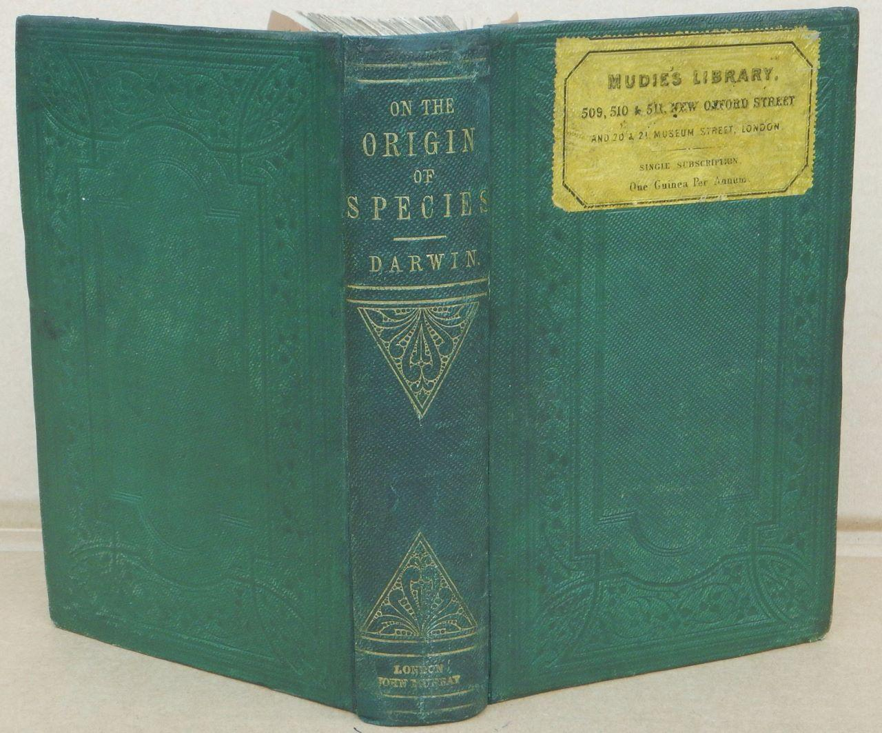 an essay arguing the points of charles darwin on the origin of species - on the origin of species by means of natural selection, or the preservation of favoured races in the struggle for life, usually shortened to the origin of species, is the full title of charles darwin's book, first published in 1859, in which darwin formalized what we know today as the theory of evolution.