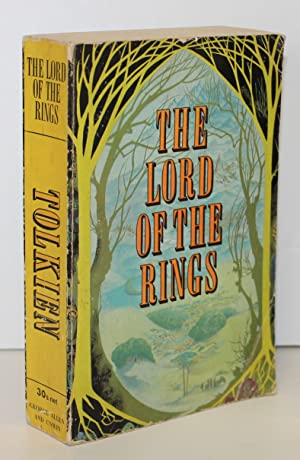 The Lord of the Rings. First 3-1: J.R.R. Tolkien