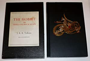 The Hobbit, 2nd Deluxe Edition: J.R.R. Tolkien