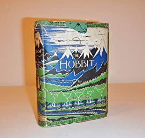 The Hobbit, 1st Edition, 1st Impression: J.R.R. Tolkien