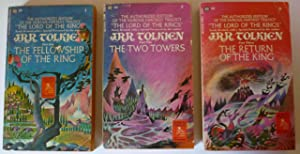 The Lord of the Rings. Ace Paperback,: J.R.R. Tolkien