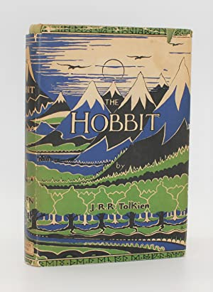 The Hobbit, 2nd Edition, 4th Printing, 8th: J.R.R. Tolkien