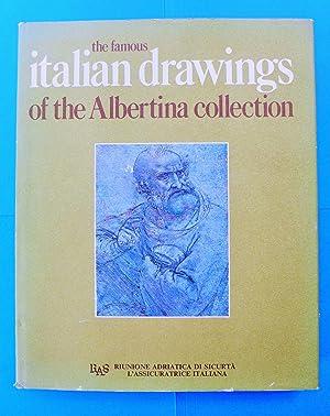 The Famous Italian Drawings of the Albertina: Koschatzky, Walter, Konrad