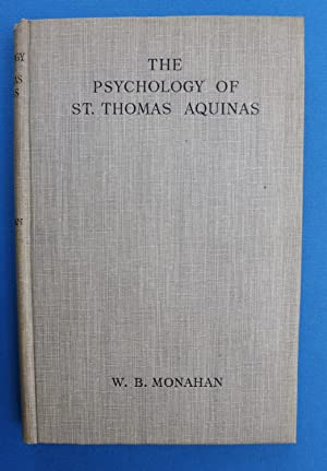 The Psychology of St. Thomas Aquinas and Divine Revelation
