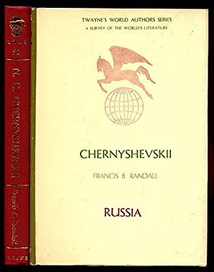 Russia: N. G. Chernyshevskii (Twayne's World Authors Series)