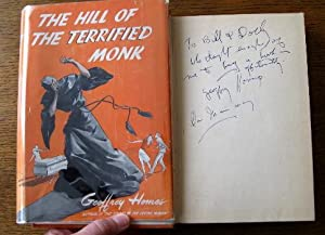 The Hill of the Terrified Monk (inscribed by Homes)