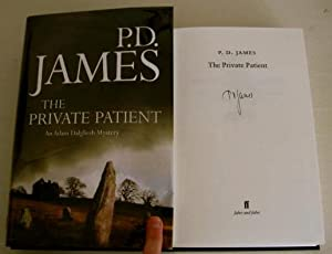 The Private Patlent (Signed Limited Edition)