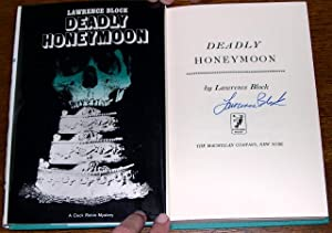 Deadly Honeymoon (signed by Block)
