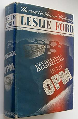 Murder in the OPM: Ford, Leslie