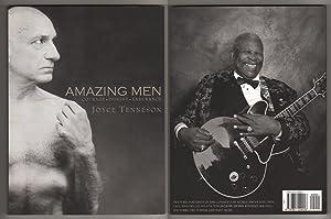 AMAZING MEN. Courage. Insight. Endurance.: Tenneson, Joyce