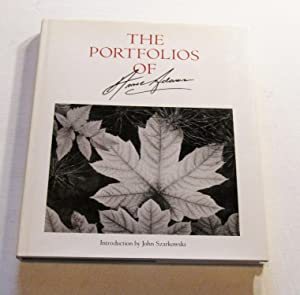 THE PORTFOLIOS OF Ansel Adams: Adams, Ansel