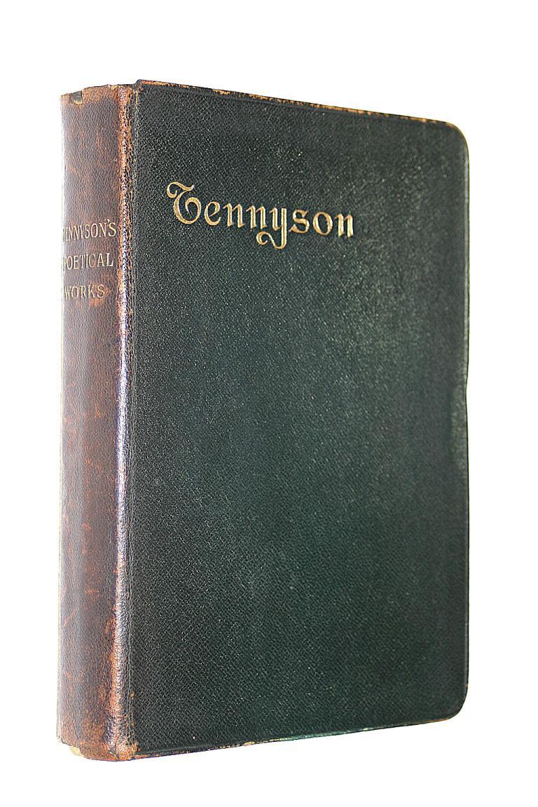 Poetical Works Of Alfred Lord Tennyson Poet Laureate De