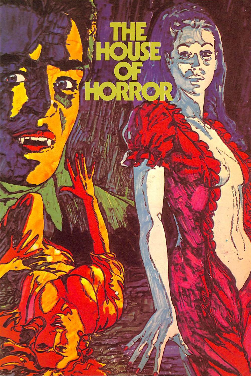 The House Of Hammer the house of horror: the story of hammer films by allen