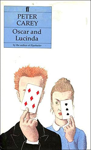 Oscar And Lucinda By Peter Carey Abebooks border=