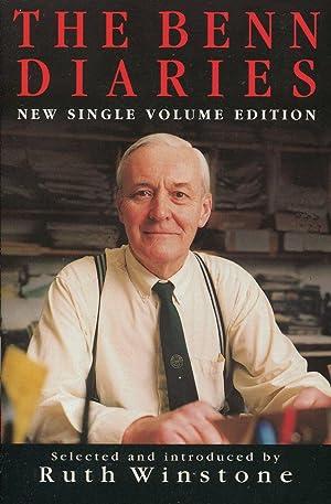 The Benn Diaries: Tony Benn; Ruth