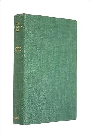 The Romany Rye: George Henry Borrow